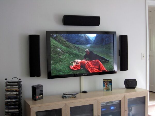 Sound Bar Mounting