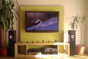 Residential TV Mount Installation