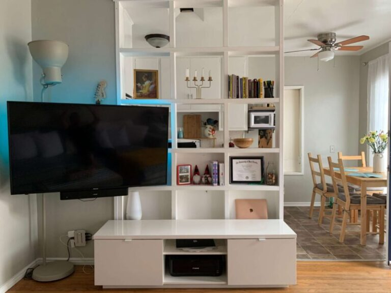 How to decorate your TV mounting wall?