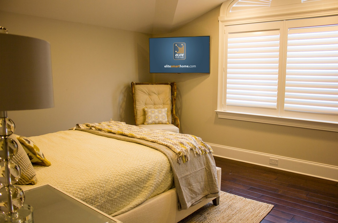 The Best Size TV for Your Bedroom: 6 Tips For Choosing The Right One