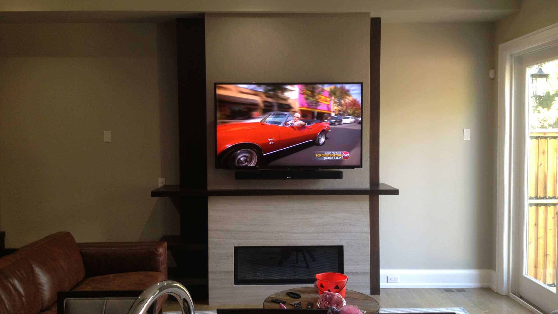 The Complete Guide to Choose TV Size for Wall
