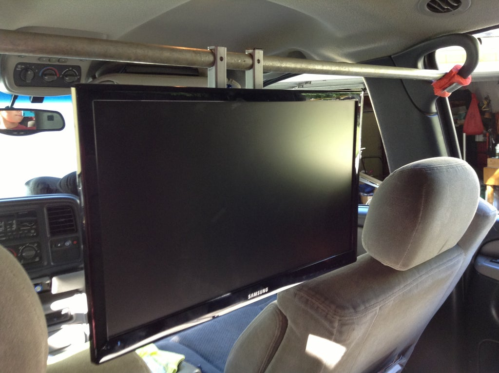 How to Install a TV in Your Car: Step by Step Guide