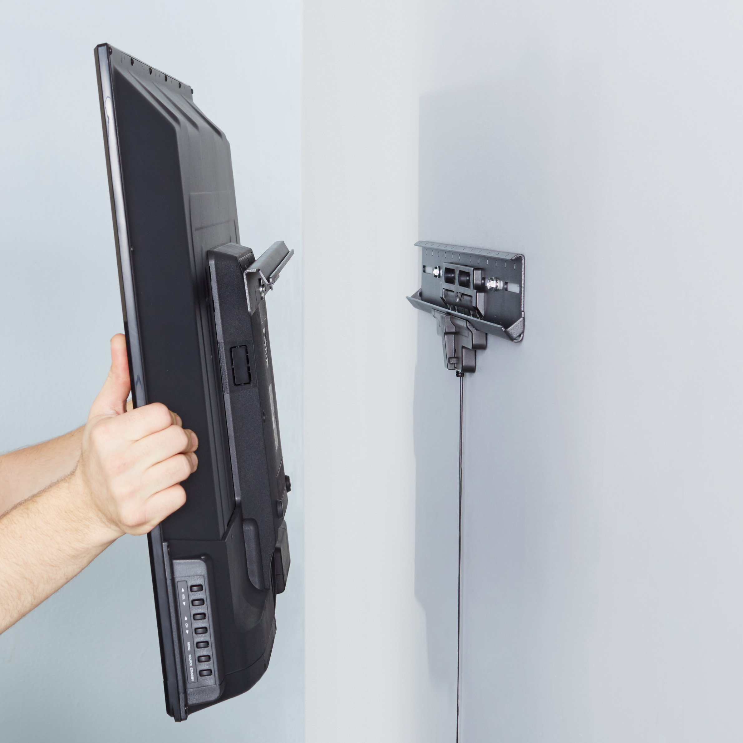 How To Mount A TV Without A Mount: Step By Step Guide