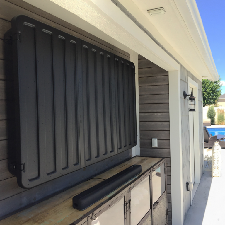 How to Mount a TV on Vinyl Siding: Step-by-Step Guide