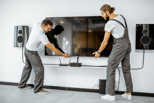 Starting a TV Installation Business: How to Start, Considerations Before Starting